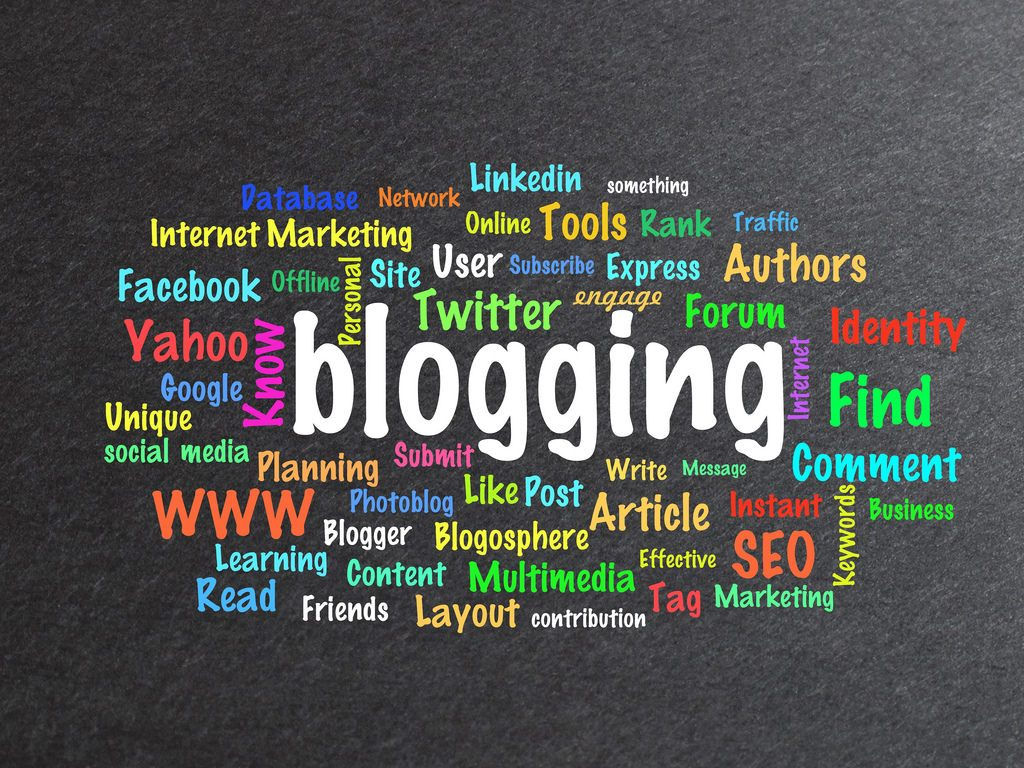 #Blogging #Bloggers
