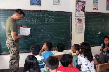 teach, teach english