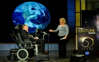 Stephen Hawking 16.3 Million Pound Will BlackHole Metaphysics God Particle CBE Judith Croasdell indianmemoir.com