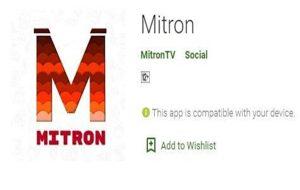 Mitron App | Is Mitron an Indian App | Tik Tok | indianmemoir.com