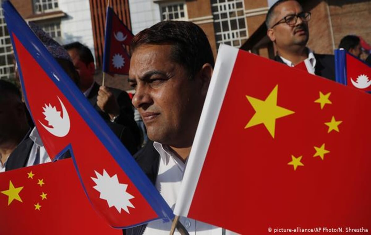 The Latest Trend In Nepal China Communist Party falldown   India   indianmemoir.com