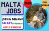 All about Jobs in Malta | Malta Jobs | Jobs Malta | Video | www.indianmemoir.com