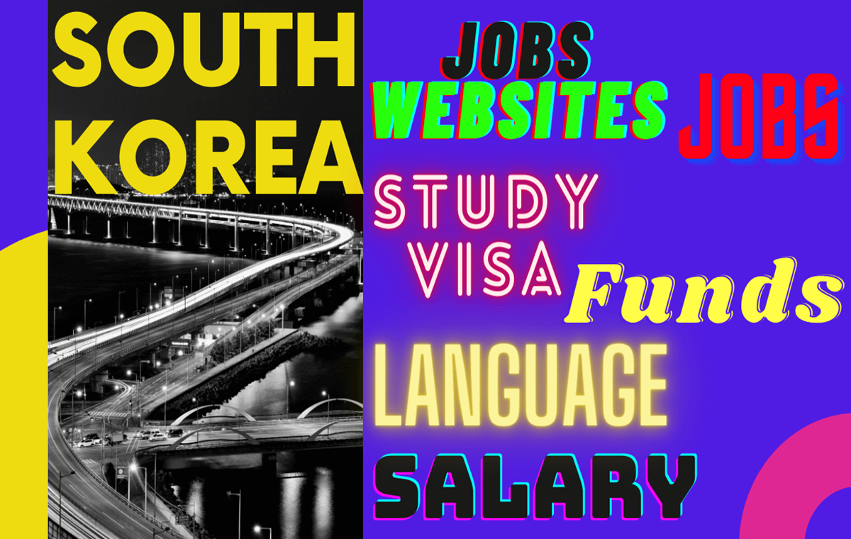 All Details about South Korea Jobs | South Korea Jobs for Indian/foreigners | South Korea Jobs, Salary, Visa | www.indianmemoir.com