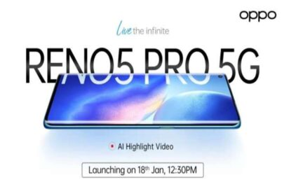 Experience an unbeaten Experience of Videography with the Latest Reno 5 PRO 5G from Oppo www.indianmemoir.com