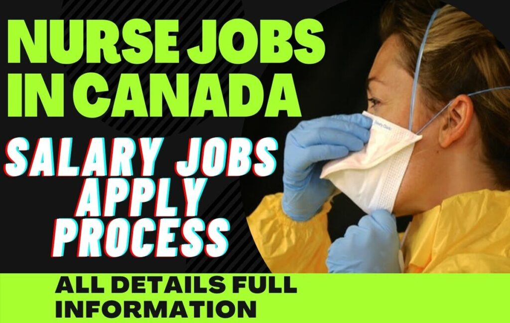 Nursing Jobs in Canada without IELTS Salary | Nursing Work Permit in Canada Staff Nurse Jobs Canada www.indianmemoir.com