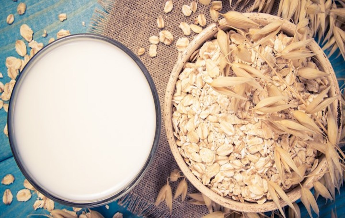 How to make the perfect Aldi Oat Milk www.indianmemoir.com