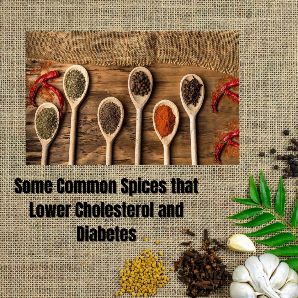 Spices that Lower Cholesterol and Diabetesindianmemoi.com